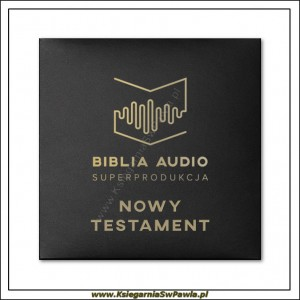 Biblia Audio. Nowy Testament.