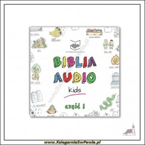 Biblia Audio kids. CD1