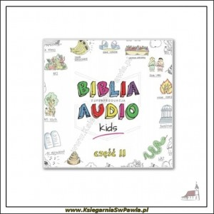 Biblia Audio kids. CD2